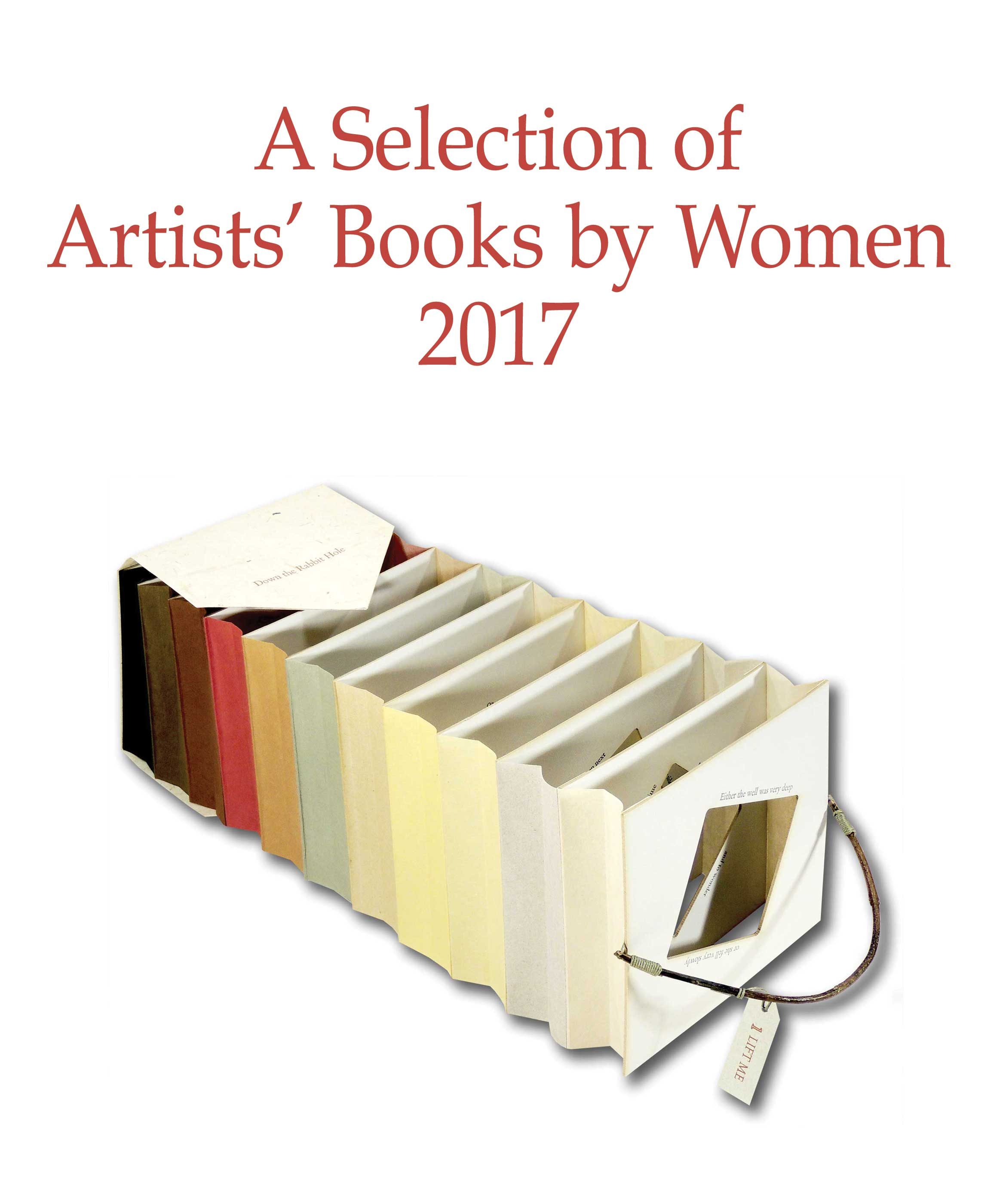 Artists' Books by Women