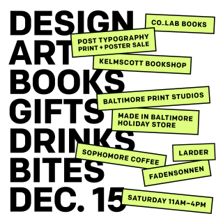 Old Goucher Design District Holiday Crawl