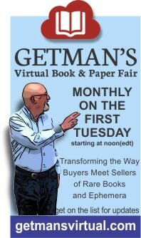 Getman's Virtual Book and Paper Fair