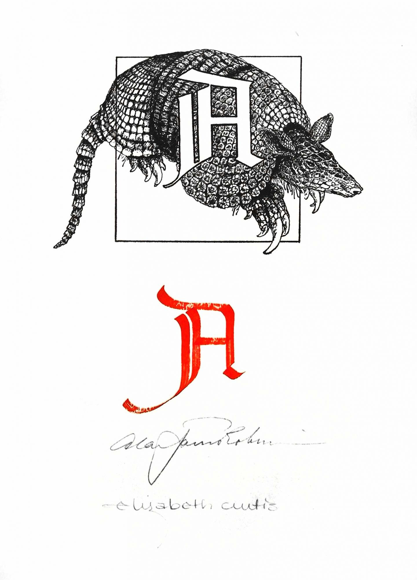 An Odd Bestiary, or a compendium of instructive and