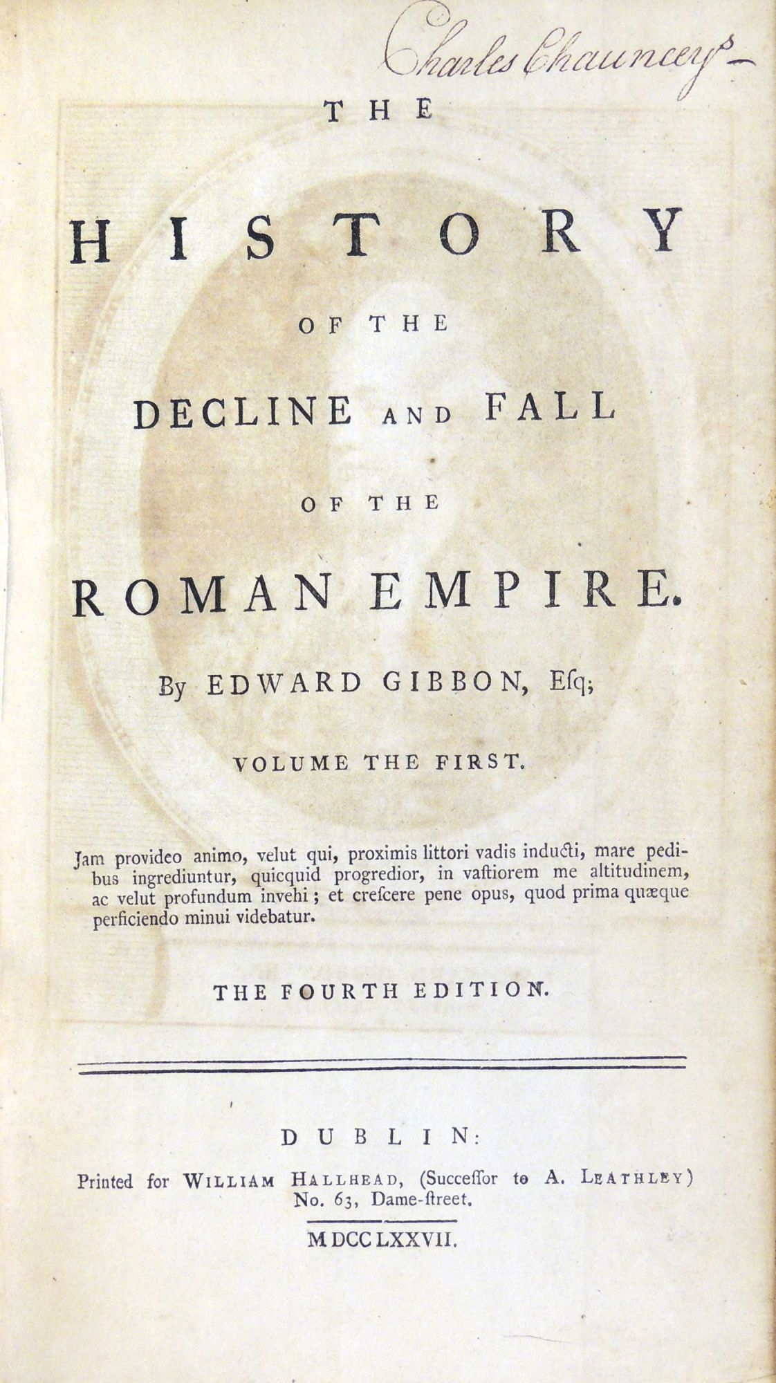 decline and fall of the roman empire the history of the decline and fall of the empire 27321 | 27534 2