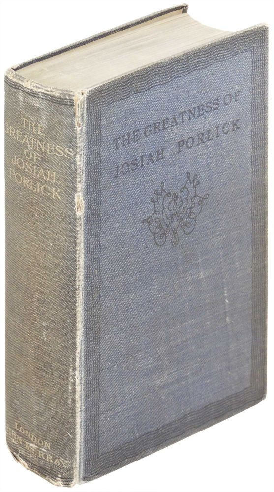The Greatness of Josiah Porlick. Anonymous, T. Baron Russell.