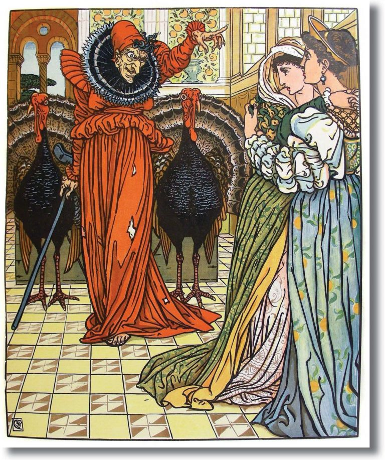 Art of Walter Crane