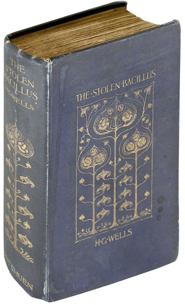 the stolen bacillus The stolen bacillus, and other incidents 1896, the red room island of dr  moreau the wheels of chance 1897, the plattner story, and others the  invisible.
