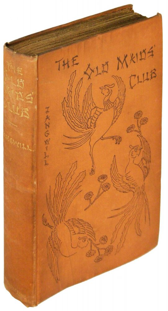 The Old Maids' Club. Israel Zangwill, F H. Townsend.