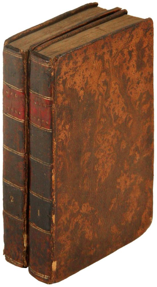 The History of Ned Evans. Interspersed with Moral and Critical Remarks; Anecdotes and Characters of Many Persons Well Known in the Polite World; and Incidental Strictures on the Present State of Ireland.2 Volumes. Elizabeth Hervey.