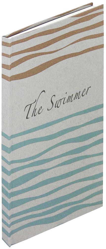The Swimmer. Old Stile Press, S. J. Butler, Steffi Pusch, story, photographs.
