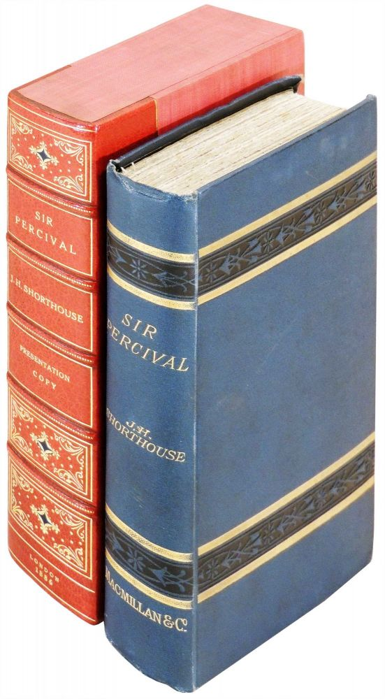 Sir Percival: A Story of the Past and Present. J. H. Shorthouse.