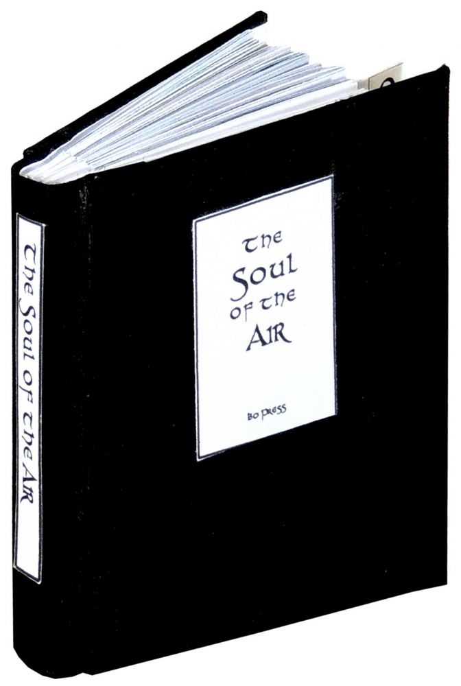 The Soul of the Air: An Illustrated Version of the Beaufort Wind Scale. Bo Press Miniature Books, Pat Sweet.
