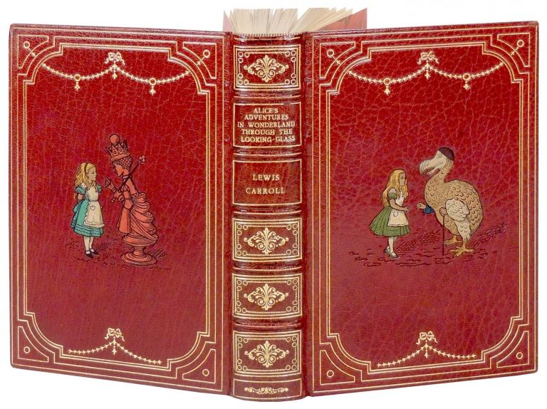 Alice's Adventures in Wonderland and Through the Looking Glass. Lewis Carroll, John Tenniel.