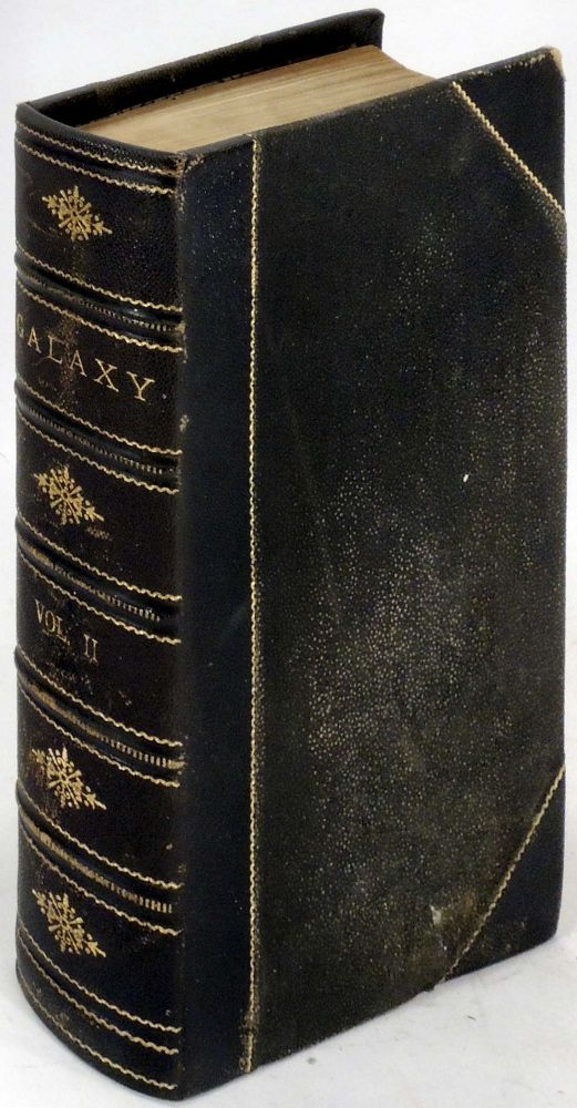 The Galaxy: An Illustrated Magazine of Entertaining Reading. Volume II (2). September 1866 - December 1866. Anthony Trollope.