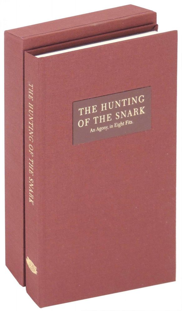 The Hunting of the Snark: An Agony in Eight Fits. Cheshire Cat Press, Lewis Carroll, introduction Edward Wakeling, Byron W. Sewell.