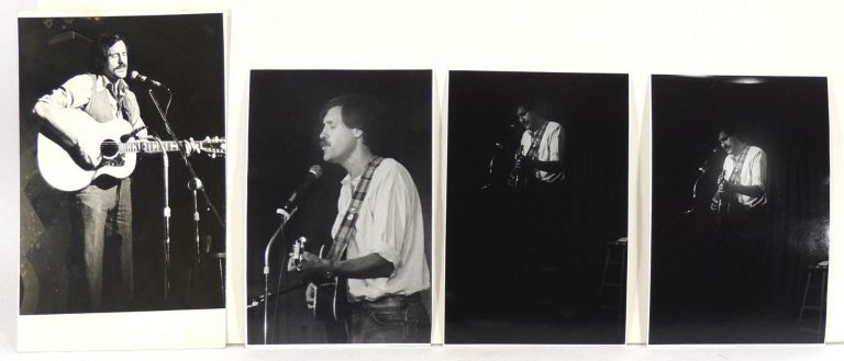 DC folk music event in August 1985 [Photographs]