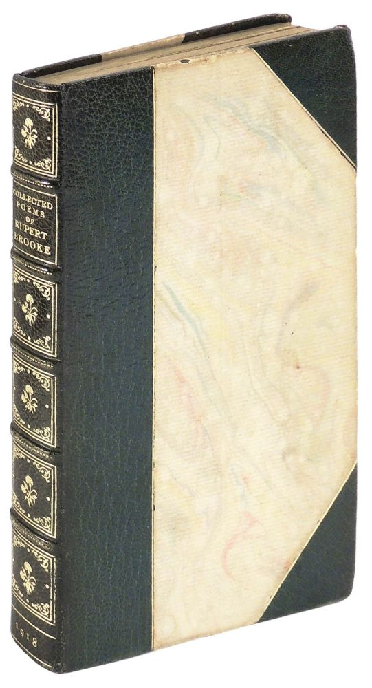 The Collected Poems of Rupert Brooke. Rupert Brooke, George Edward Woodberry, Margaret Lavington, introduction, biographical note.