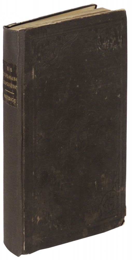 Narrative of the Exploring Expedition to the Rocky Mountains in the Year 1842, and to Oregon and North California in the Years 1843-44. Brevit Captain J. C. Fremont, ohn, Charles.