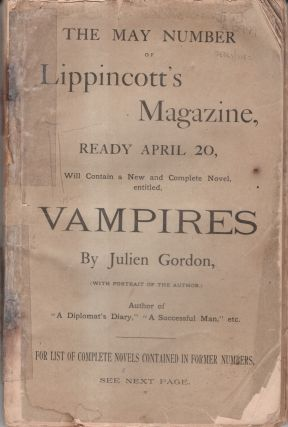 Lippincott's Monthly Magazine. April, 1891. Maidens Choosing. Ellen Olney Kirk