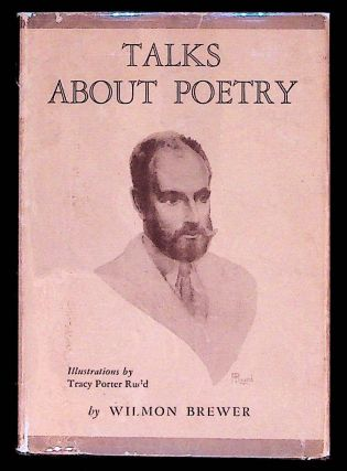 Talks About Poetry. Wilmon Brewer