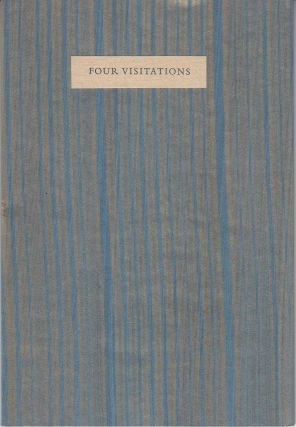 Four Visitations. Aralia Press, Dick Davis.