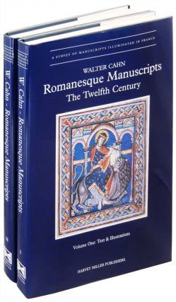 Romanesque Manuscripts. The Twelfth Century. Volume One: Text & Illustrations.; Volume Two: ...