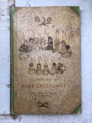 Little Ann and Other Poems. Jane Taylor, Ann, Kate Greenaway