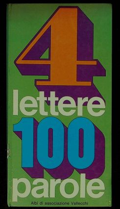 4 Lettere 100 Parole. Unknown