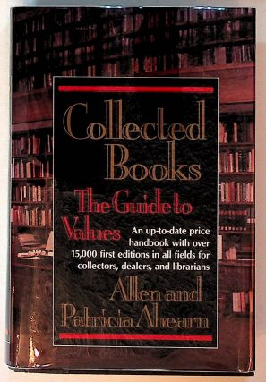 Collected Books: The Guide to Values. Allen and Patricia Ahearn