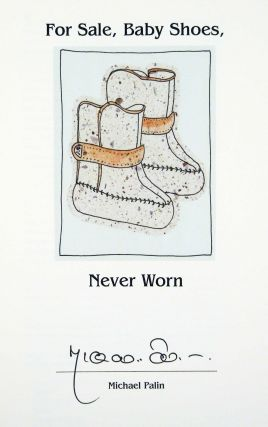 For Sale, Baby Shoes, Never Worn: Six Words, Six Stories, Six Writers