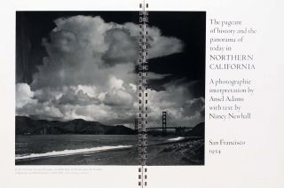 The Pageant of History and the Panorama of Today in Northern California. A Photographic Interpretation