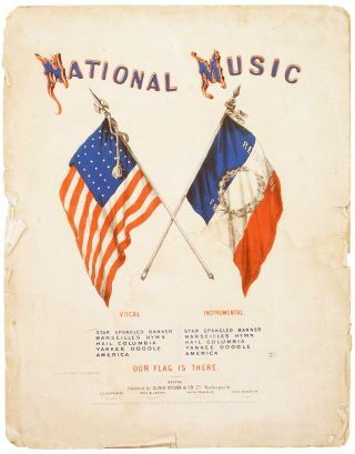 Star Spangled Banner [from National Music series]. Francis Scott Key
