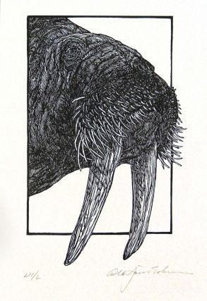 An Odd Bestiary, or a compendium of instructive and entertaining descriptions of animals, culled from five centuries of travelers' accounts, natural histories, zoologies, &tc., by authors famous and obscure, arranged as an Abecedary. Designed and illustrated by Alan James Robinson text compiled and annotated by Laurie Block. 2 Volumes