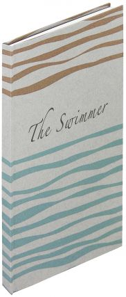 The Swimmer. Old Stile Press, S. J. Butler, Steffi Pusch, story, photographs