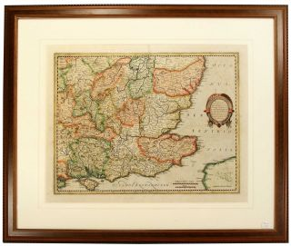 South Britain Map. Unknown