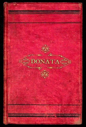 Donata and Other Poems. Adidnac