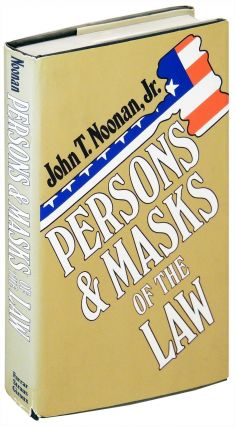 Persons and Masks of the Law. Cardozo, Holmes, Jefferson, and Wythe as Makers of the Masks. John...