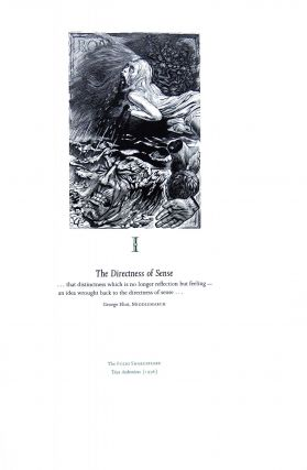 Simon Brett: An Engraver's Progress. A Selection of Engravings with an Introduction by the Artist