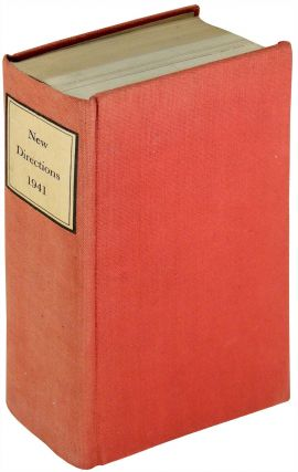 New directions in prose & poetry 1941. Weldon Kees John Berryman, et. al, Marguerite Young,...