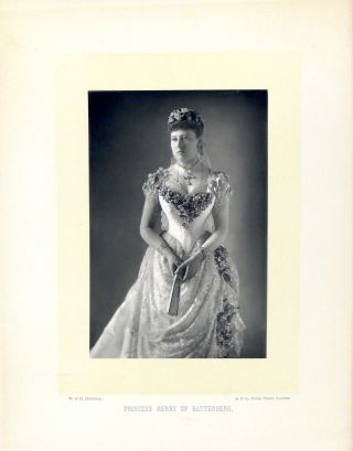 Cabinet Portrait Gallery Reproduced from Original Photographs by W.&D. Downey. VOLUME FOUR ONLY
