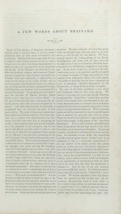 Graham's Lady's and Gentleman's Magazine. Volume XX (20) January - June, 1842 and XXI (21) July - December 1842