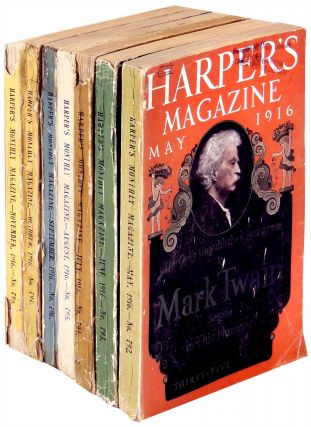 Harper's Magazine [The Mysterious Stranger]. Mark Twain