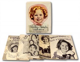 Shirley Temple: 5 Books About Me. Shirley Temple