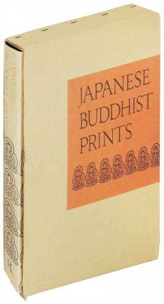 Japanese Buddhist Prints. Moshaku Ishida, English, Charles S. Terry