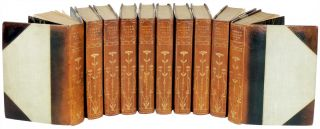 The Complete Works of Edgar Allan Poe. 10 Volumes. Edgar Allan Poe, introduction Charles F....