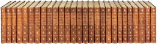Irving's Works in 27 volumes. Washington Irving