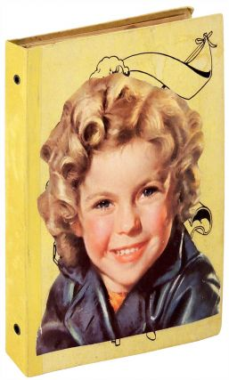 Shirley Temple scrapbook. Unknown