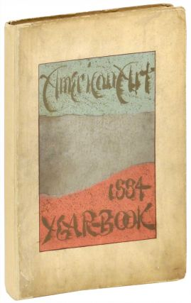 Art Year-Book 1884: American Art