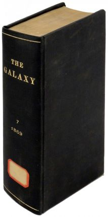 The Galaxy: An Illustrated Magazine of Entertaining Reading. Volume VII (7). September 1866 -...