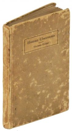 Human Chemicals. Thomas Dreier
