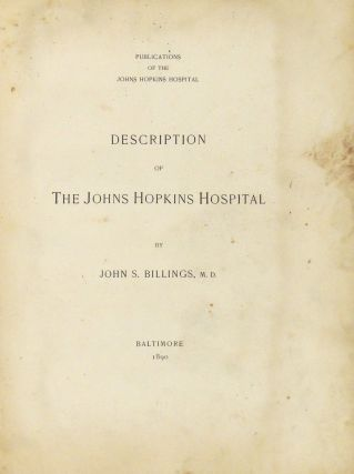 Description of the Johns Hopkins Hospital