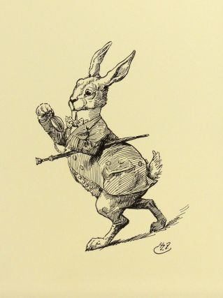 Lewis Carroll's Alice's Adventures in Wonderland: Illustrations by Harry Furniss