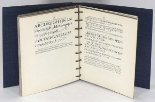 Specimens of Type in the Printing-Office of The Yale University Press